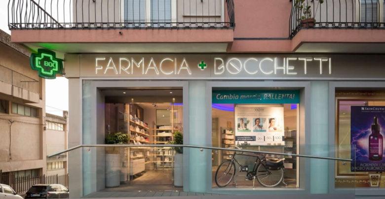 La Farmacia Bocchetti a Comiso