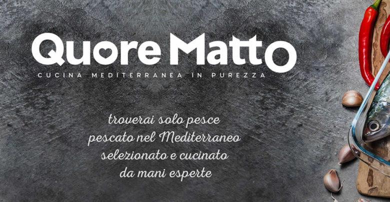 Il ristorante e pizzeria Quore Matto a Scicli
