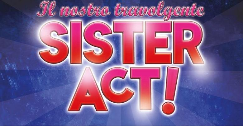 Il Musical Sister Act al Teatro Garibaldi a Modica