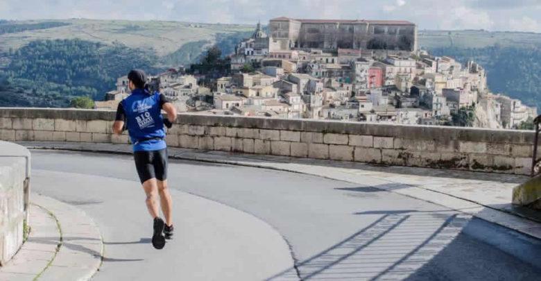 La maratona e la mezza maratona di Ragusa 2020