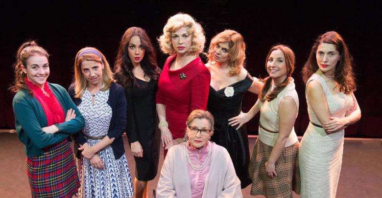 Otto donne e un mistero al teatro di Comiso