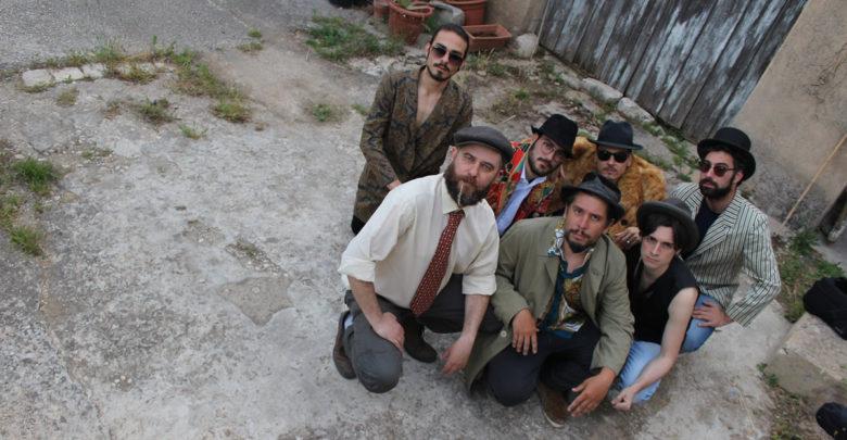 Concerto dei Gran Bollito Social Club a Modica