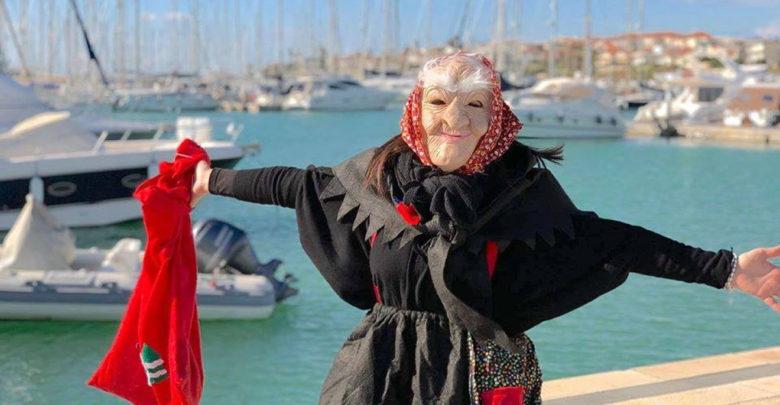 La Befana al Porto Turistico di Marina di Ragusa