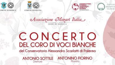 Concerto di voci bianche del conservatori di Palermo