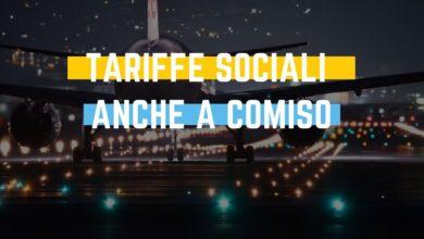 Photo of Caro voli: tariffe sociali e continuità territoriale per Comiso