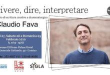 Corso di scrittura creativa con Claudio Fava