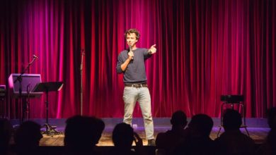 "Photo of Luca Ravenna ""Let's Comedy"""