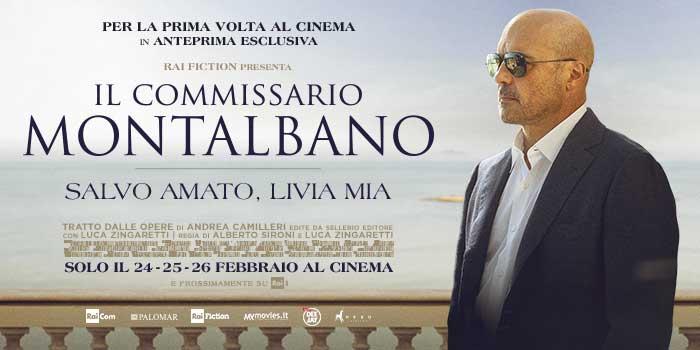 Il Commissario Montalbano al Cinema Aurora di Modica