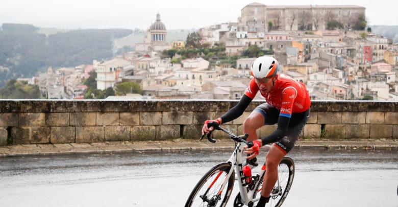 Il Giro di Sicilia e il passaggio dalla provincia di Ragusa