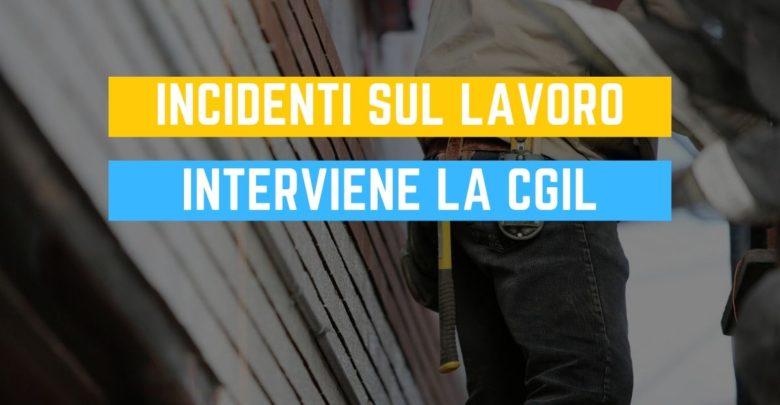 Incidenti sul lavoro a Scicli e Vittoria