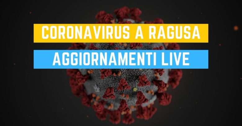 Aggiornamenti sul Coronavirus a Ragusa: tutte le notizie in diretta