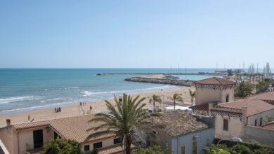Photo of Marina di Ragusa deserta, come non l'avete mai vista